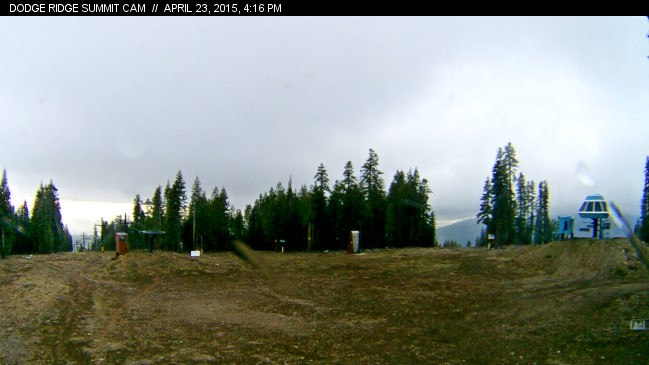 Dodge Ridge summit cam