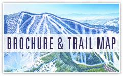 Dodge Ridge Trail Map