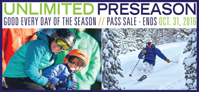 Preseason Pass Sale