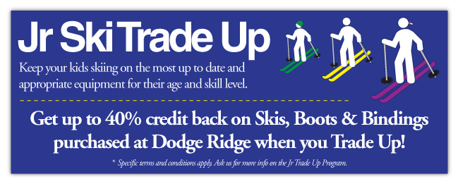 Jr Ski Trade Up Program