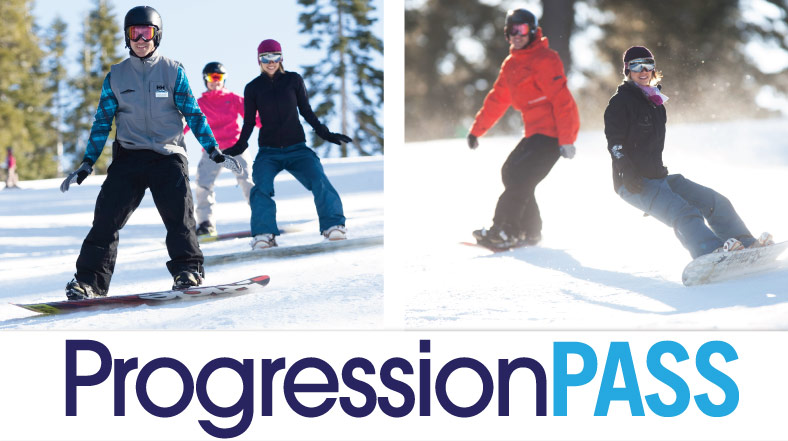 Dodge Ridge Progression Pass
