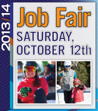 Dodge Ridge Job Fair