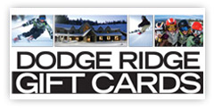 Dodge Ridge Gift Card