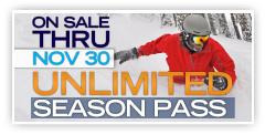 Season Pass November Sale