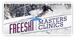 Dodge Ridge Masters Clinics