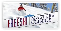 Dodge Ridge Master's Clinics