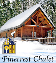 Pinecrest Chalet - Winter Lair