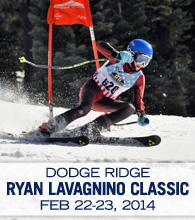 Dodge Ridge Ryan Lavagnino Classic