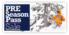 2014/15 Dodge Ridge Preseason Pass Sale