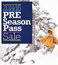 2014/15 Dodge Ridge Preseason Pass Sale