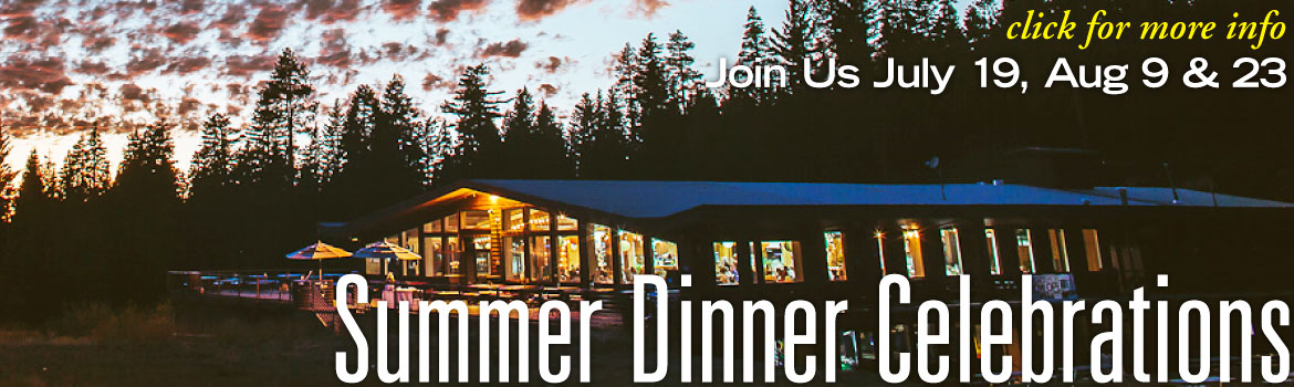 Summer Dinner Celebrations at Dodge Ridge