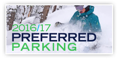 Dodge Ridge Preferred Parking 2016/17 Season