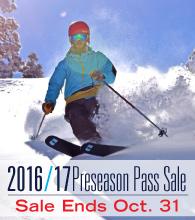 Preseason 2016-17 Season Pass