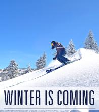 Winter is Coming to Dodge Ridge