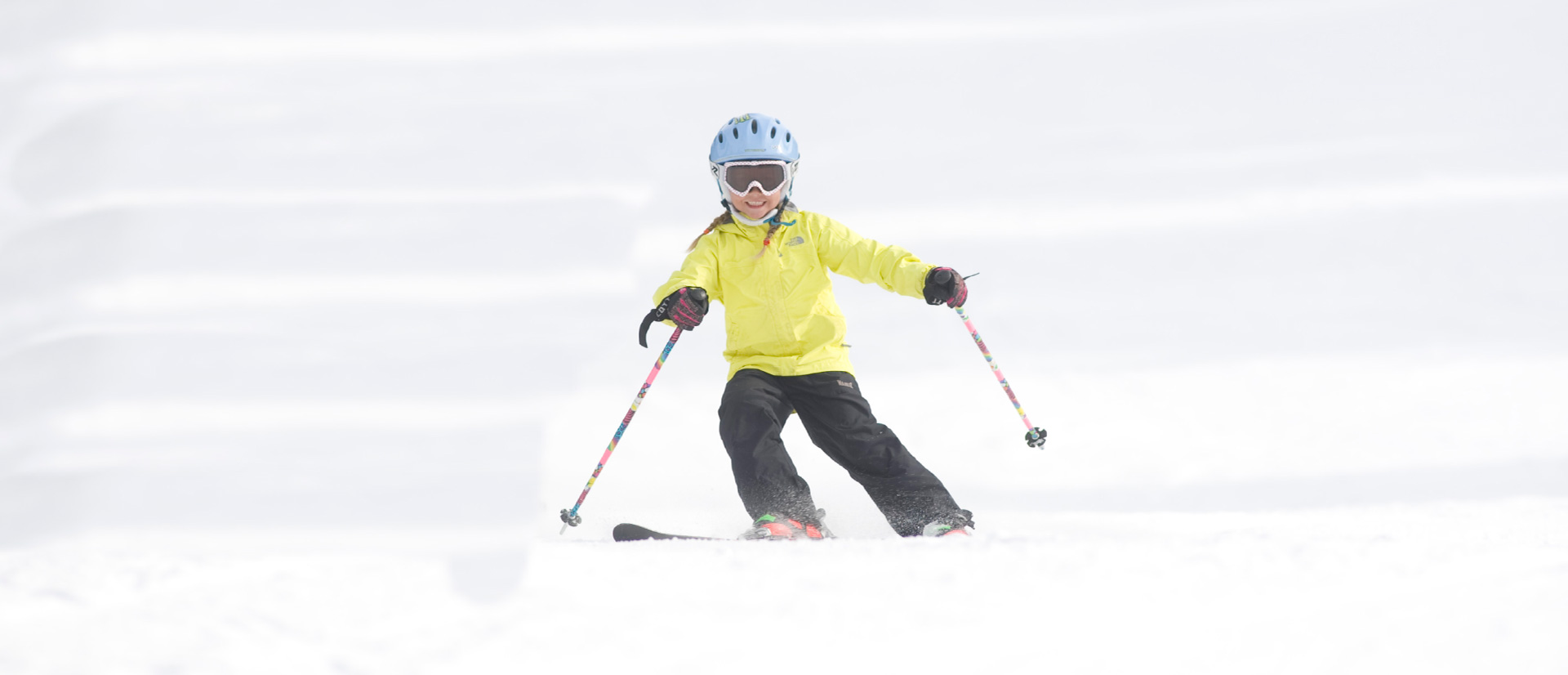 Dodge Ridge Children's Lesson Programs, Ski, Snowboard, Lessons