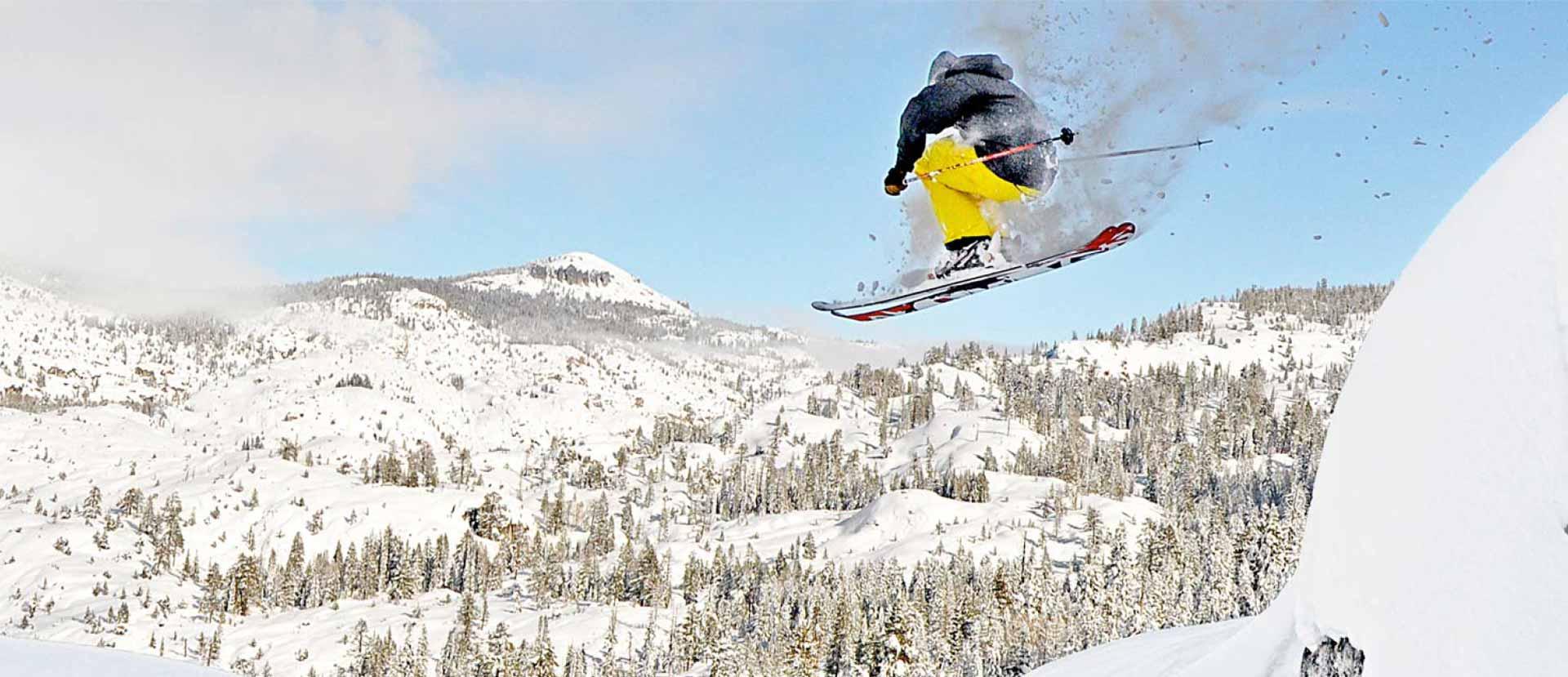 Dodge Ridge Perks & Benefits, Skiing and Riding Benefits