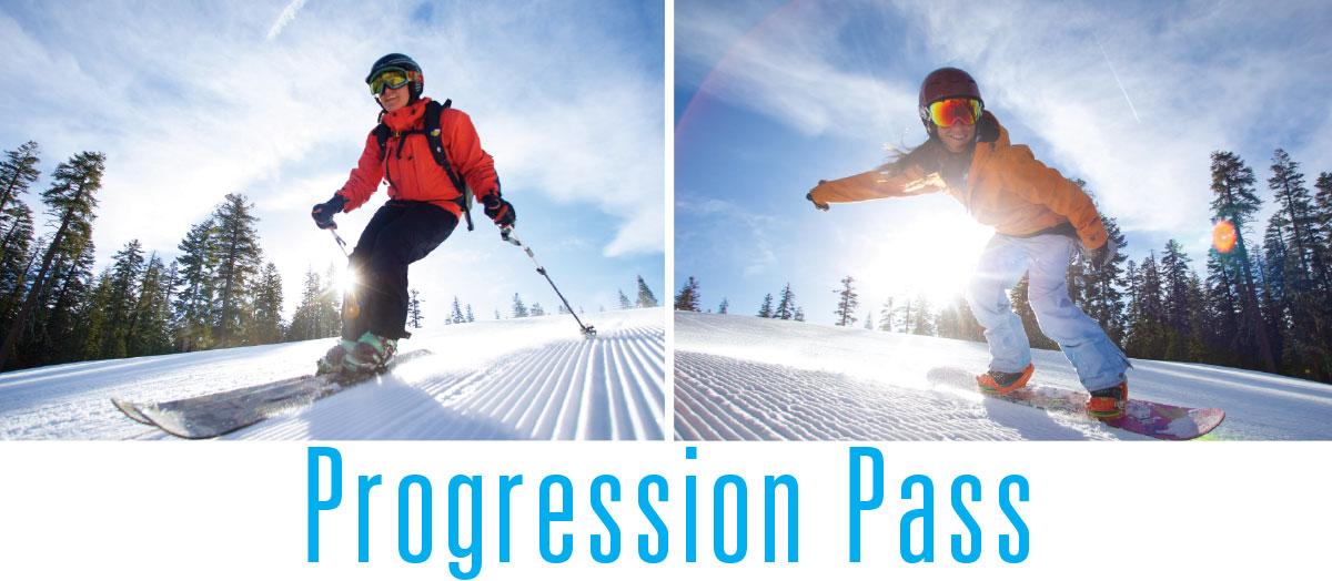Dodge Ridge Progression Pass