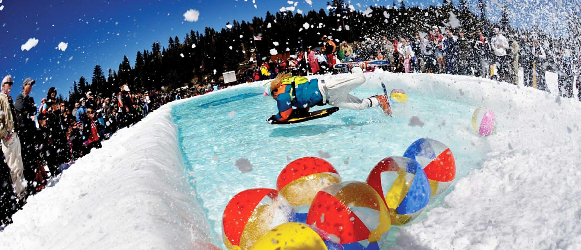 Dodge Ridge Ski Area Events and Activities
