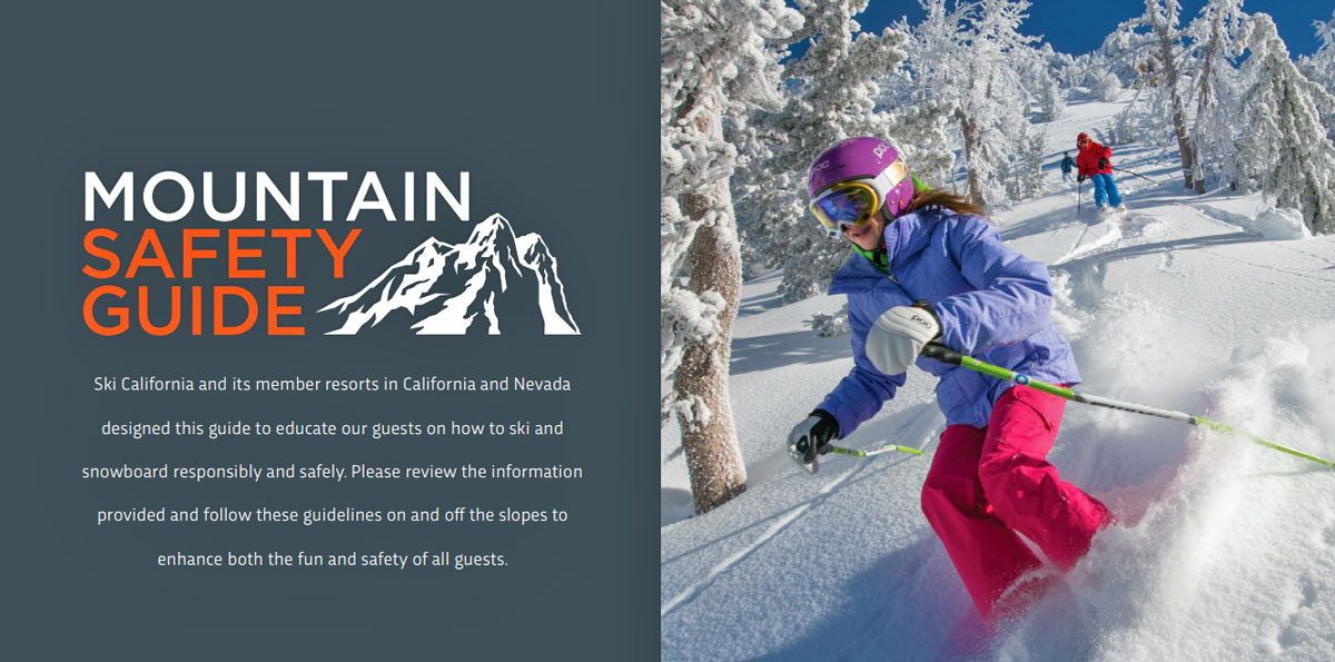 Dodge Ridge - Ski California Mountain Safety Guide