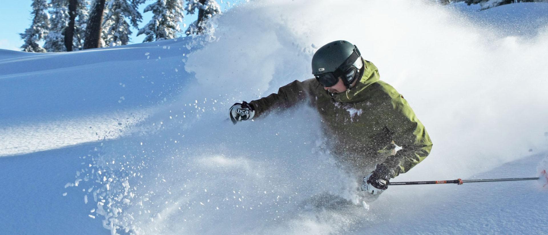 Dodge Ridge Ski Area 2018/19 Season Passes