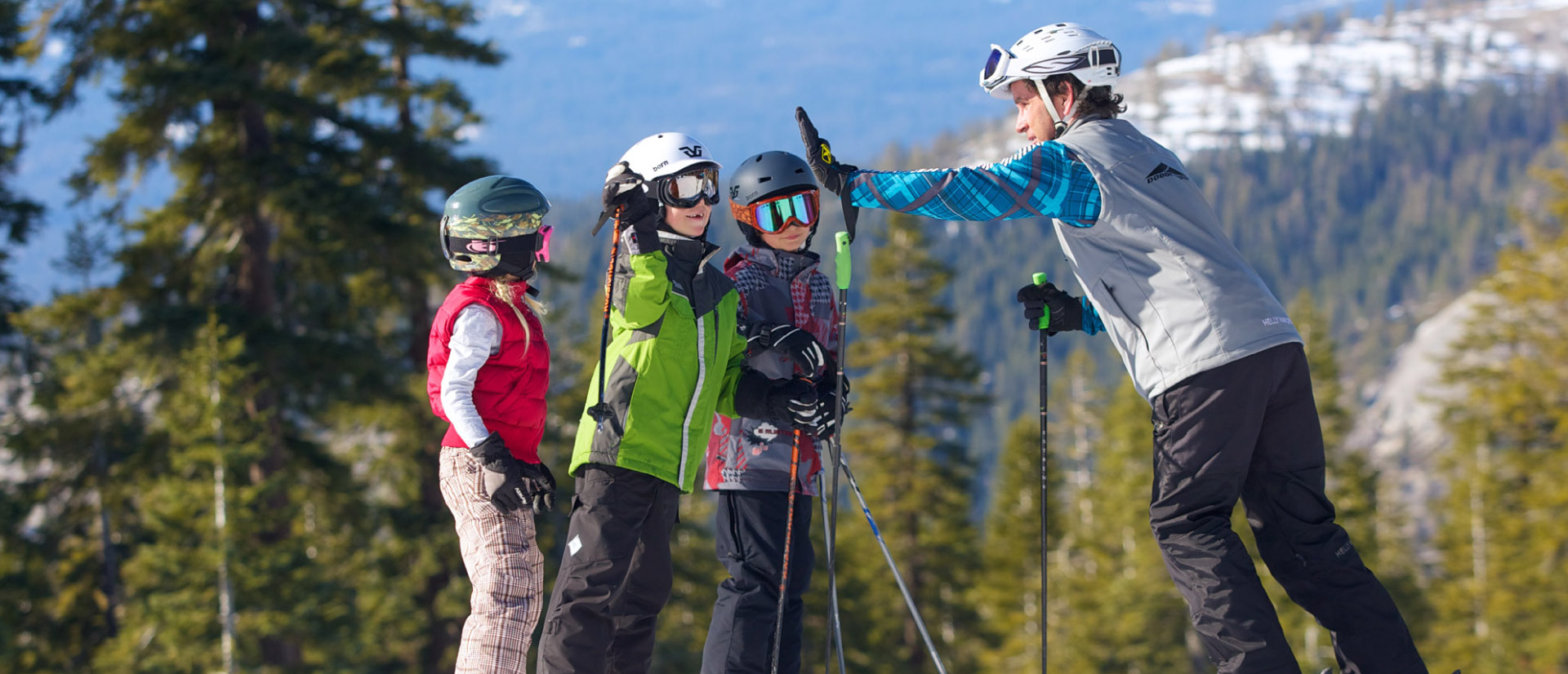 Learn To Be A Dodge Ridge Snowsports Instructor