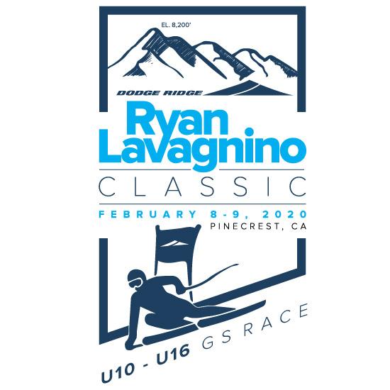 Ryan Lavagnino Classic GS Race at Dodge Ridge. February 8-9, 2020