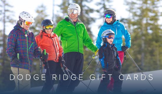 Snow Report Dodge Ridge