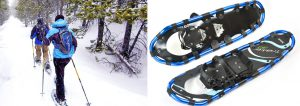Dodge Ridge - Snowshoeing - Approved On-Mountain Device