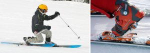 Dodge Ridge - Telemark-Skis - Approved On-Mountain Device