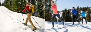 Dodge Ridge - Cross-Country-Skiing - Approved On-Mountain Device