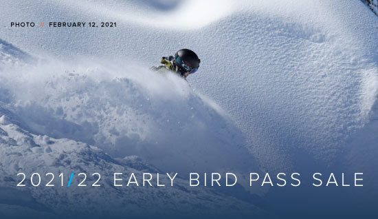 2020/21 Dodge Ridge Early Bird Season Pass Sale. The lowest season pass price possible for next season ends April 30, 2021