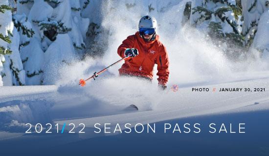 2021/22 Season Pass Sale. The lowest 2021/22 season pass price available.